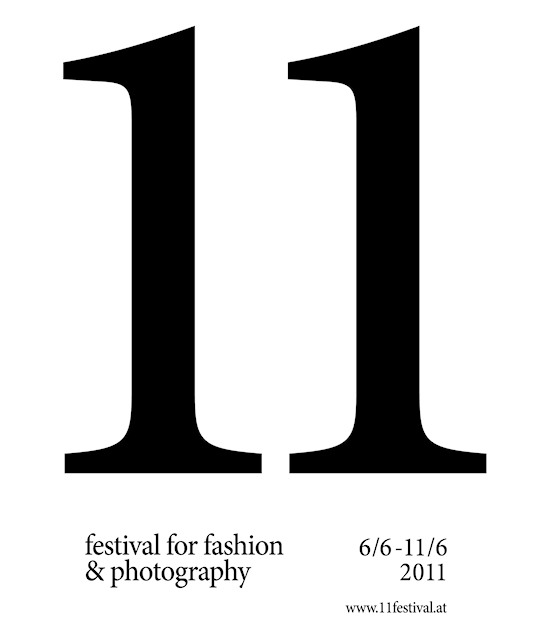 Logo 11 festival for fashion & photography