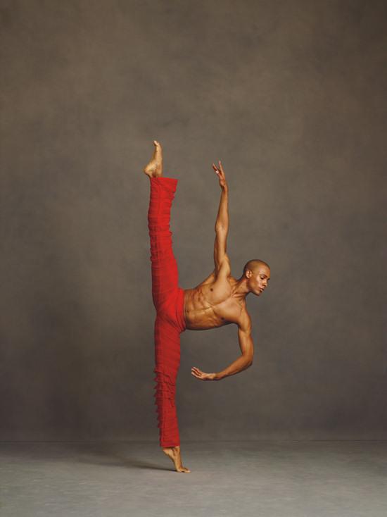 Alvin Ailey American Dance Theater's Yannick Lebrun