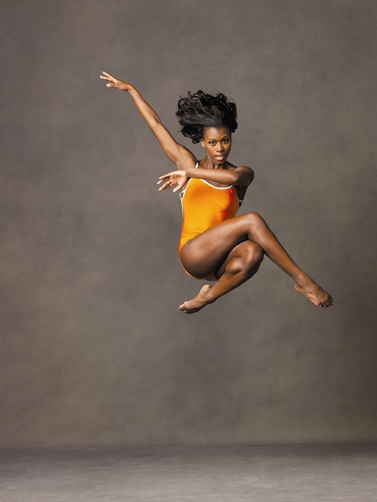 Alvin Ailey American Dance Theater's Rachael McLaren