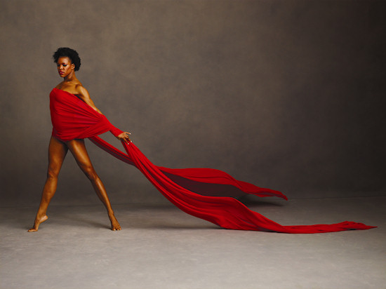 Alvin Ailey American Dance Theater's Briana Reed