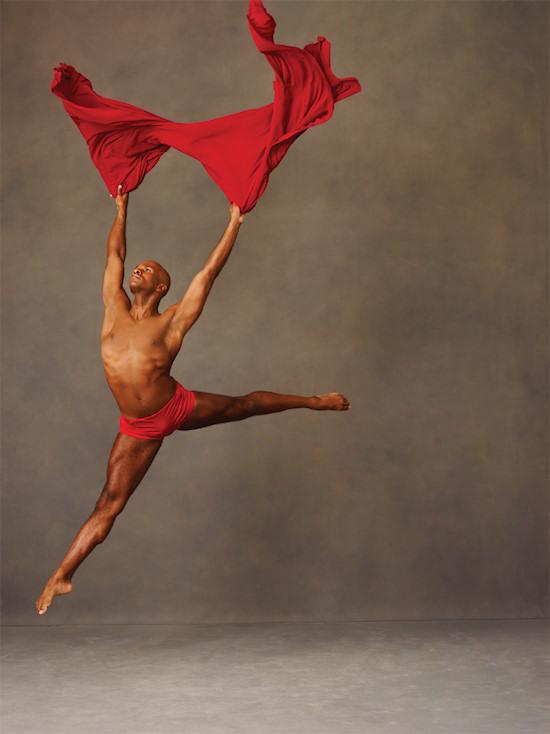 Alvin Ailey American Dance Theater's Glenn Allen Sims