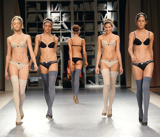 Benetton Underwear Fashion