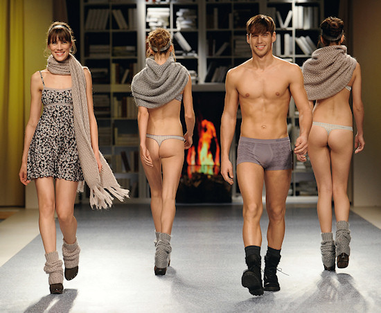 Benetton Underwear Fashion