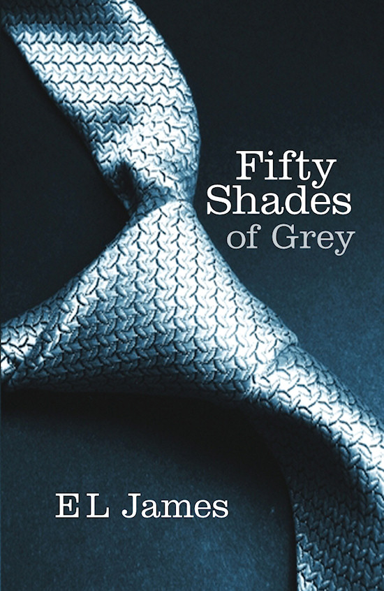Book Cover: Fifty Shades Of Grey by E L James