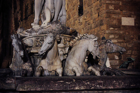 Florence: Fountain of Neptune