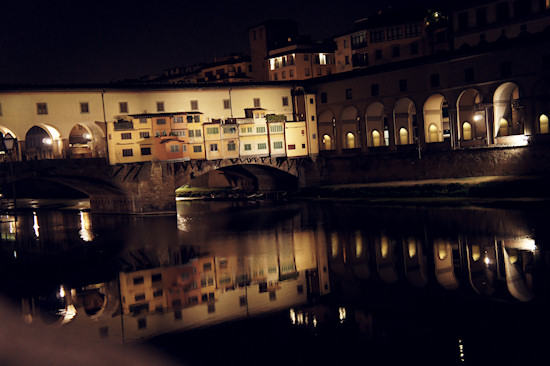 Florence Night Skyline