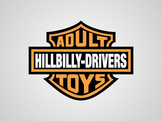 Honest Logos by Viktor Hertz: A Homage to Harley-Davidson