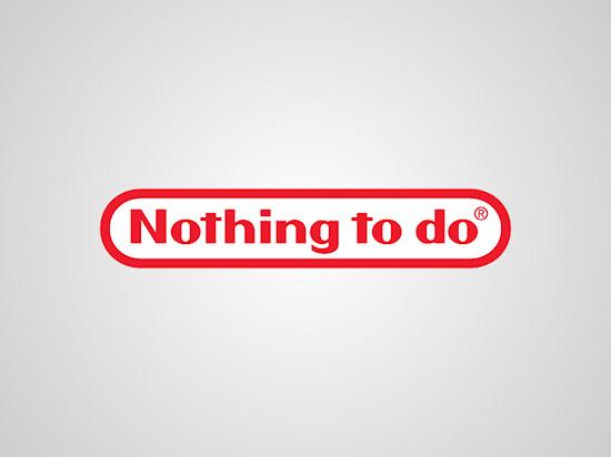 Honest Logos by Viktor Hertz: A Homage to Nintendo