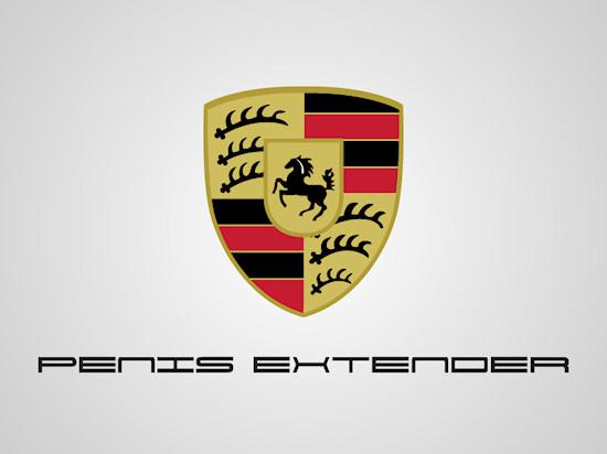 Honest Logos by Viktor Hertz: A Homage to Porsche