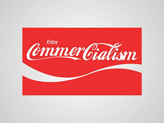 Honest Logos by Viktor Hertz: A Homage to Coca Cola