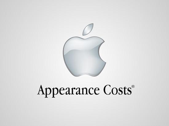 Honest Logos by Viktor Hertz: A Homage to Apple