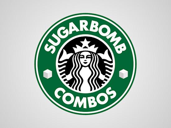 Honest Logos by Viktor Hertz: A Homage to Starbucks