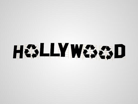 Honest Logos by Viktor Hertz: A Homage to Hollywood