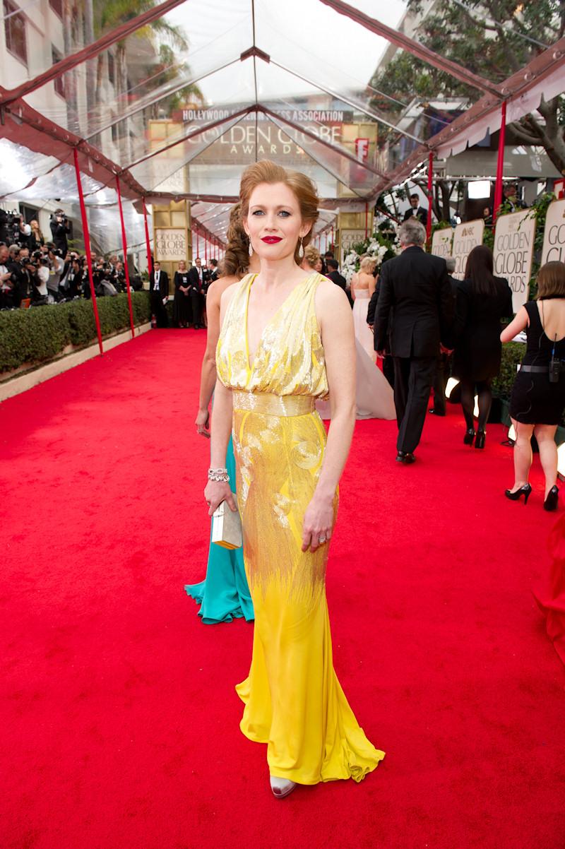 Golden Globe 2012 Best Dress Award Viki Secrets