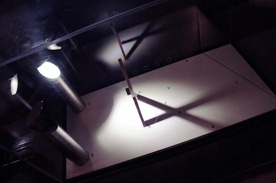 Study of optics and perspective @ Leonardo da Vinci Museum