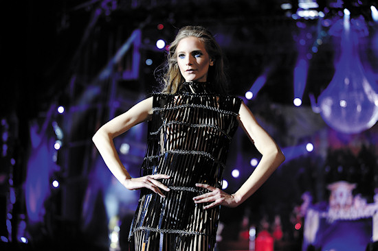 Fashion Show Pacco Rabanne @ Life Ball 2012