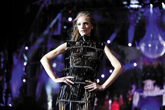 Fashion Show Pacco Rabanne @ Life Ball 2012