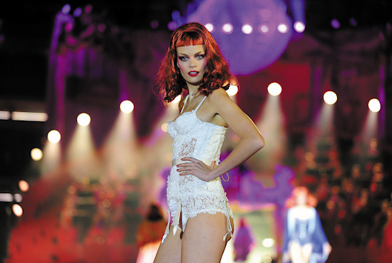 Fashion Show Agent Provocateur @ Life Ball 2012