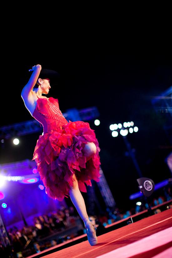 Fashion Show Moschino @ Life Ball 2012