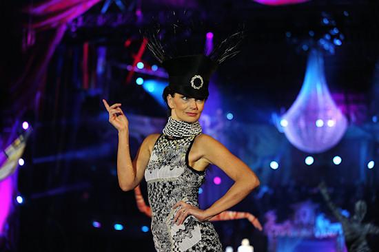Model @ Life Ball 2012