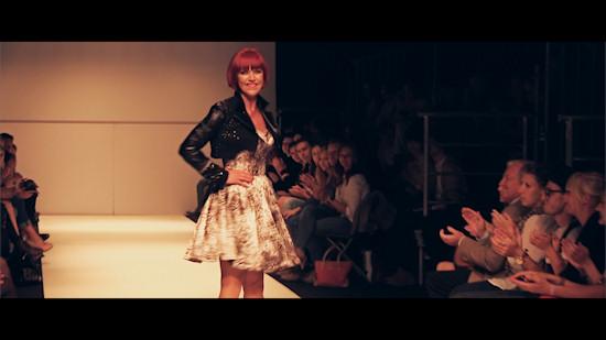 Manufaktur Herzblut @ Vienna Fashion Week 2011: Gothic/Steampunk Fashion.