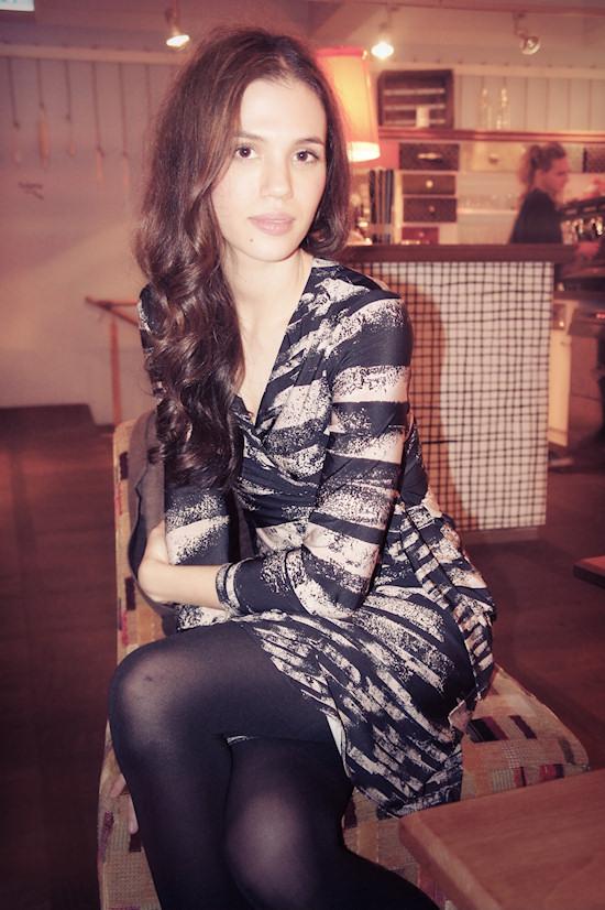 Nadine Salem aka The Flamboyante