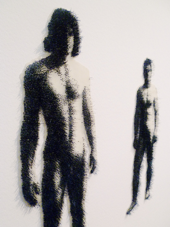 Nude Men by Ilse Haider