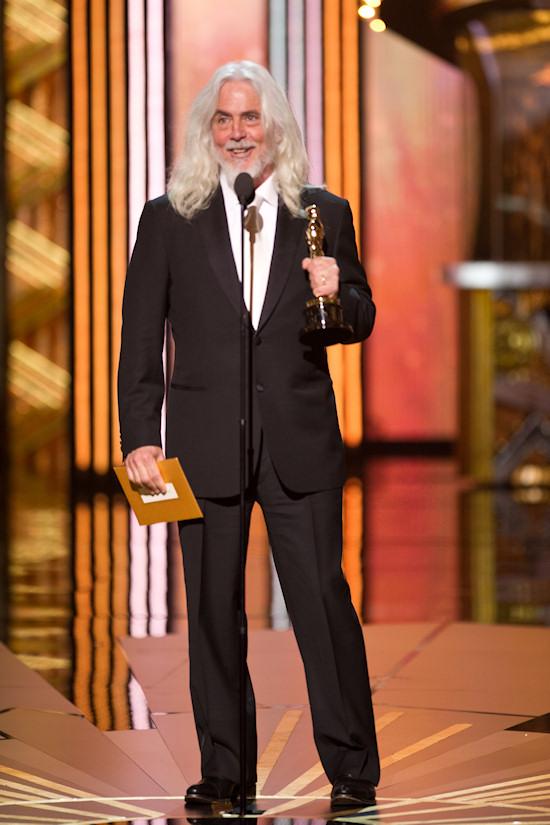 Oscars 2012: Robert Richardson
