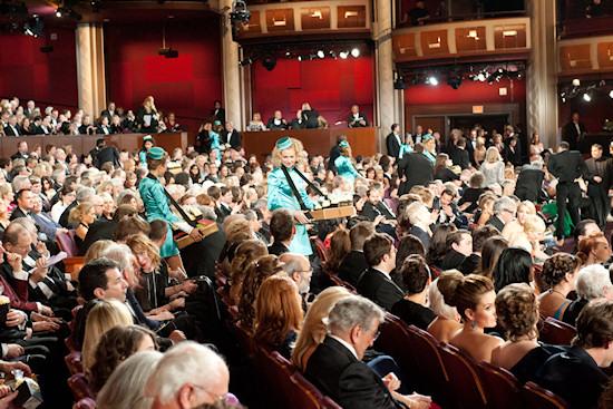 Oscars 2012: The Hollywood and Highland Center