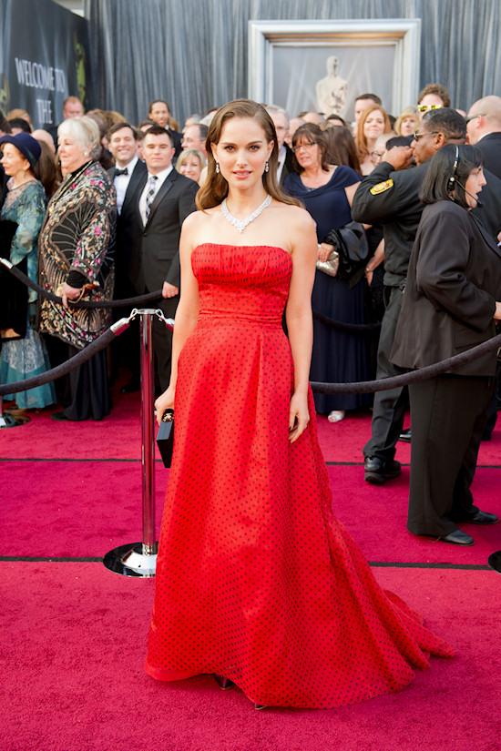 Oscars 2012: Natalie Portman