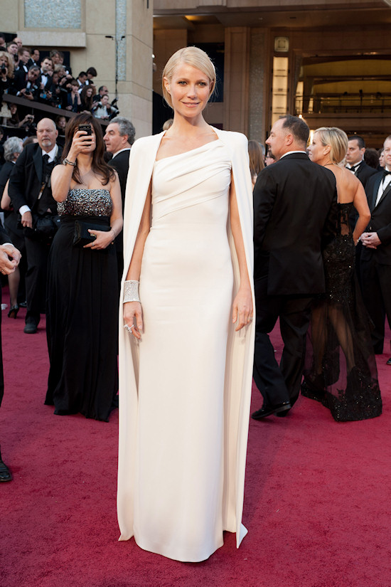 Oscars 2012: Gwyneth Paltrow
