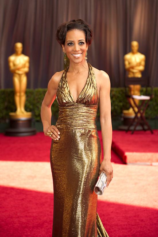 Oscars 2012: Shaun Robinson