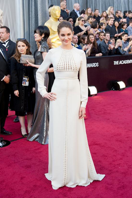 Oscars 2012: Shailene Woodley