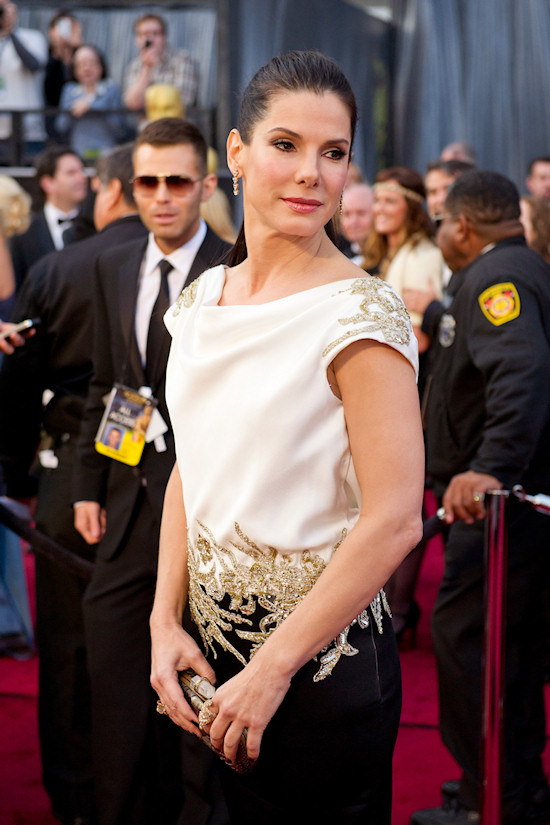 Oscars 2012: Sandra Bullock