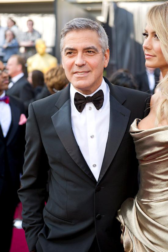Oscars 2012: George Clooney