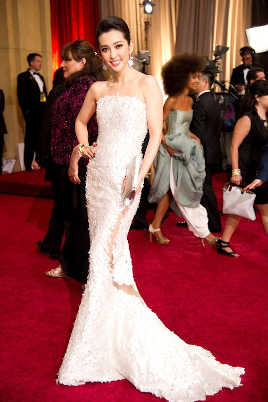 Oscars 2012: Bingbing Li