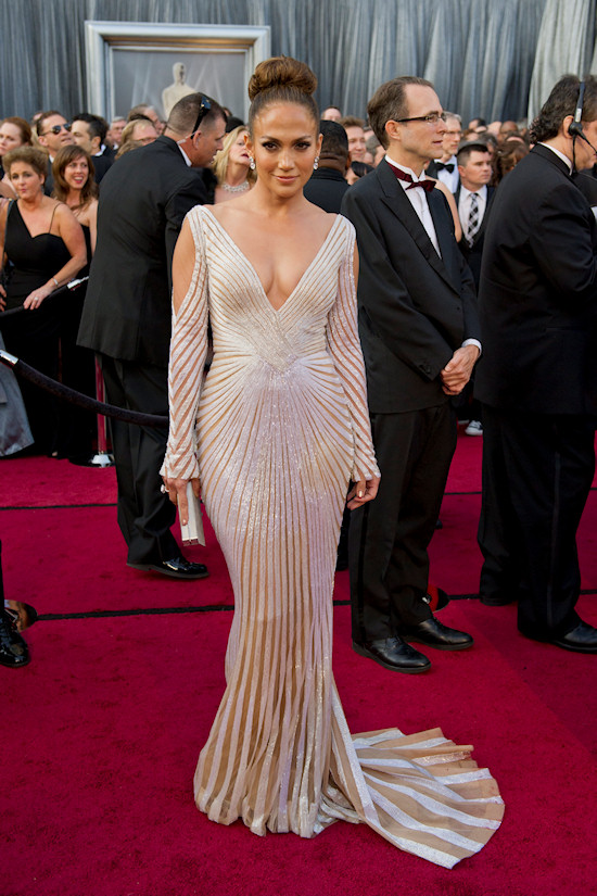 Oscars 2012: Jennifer Lopez