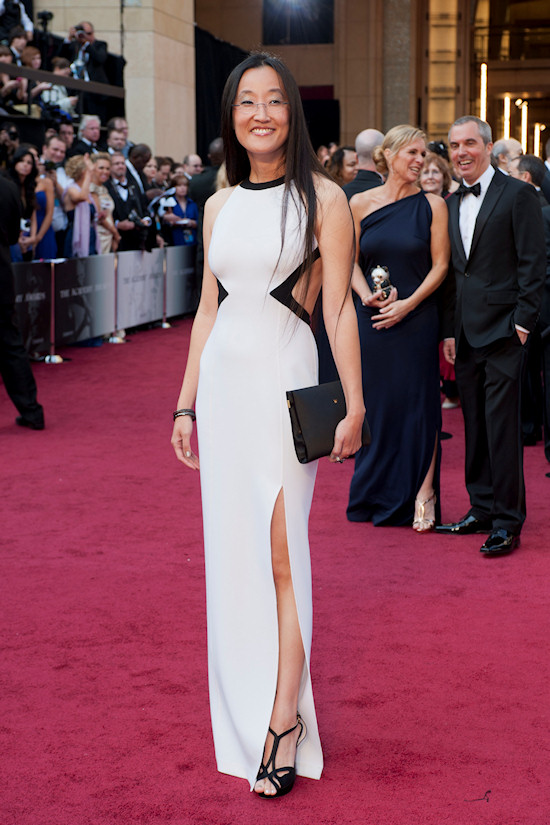 Oscars 2012: Jennifer Yuh Nelson