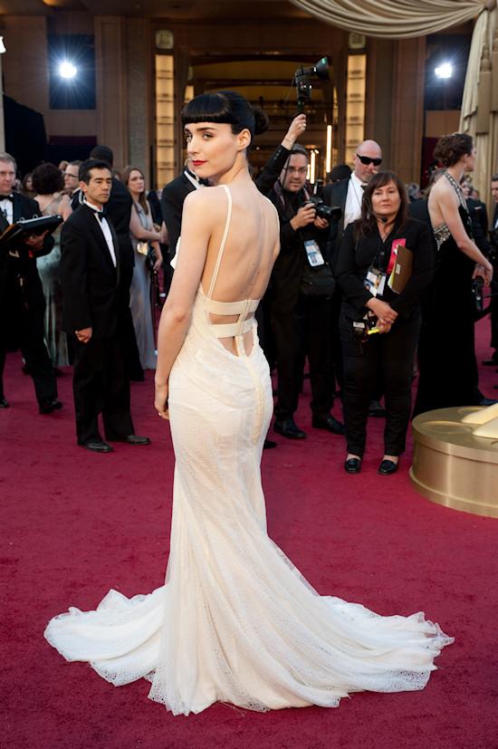 Oscars 2012: Rooney Mara