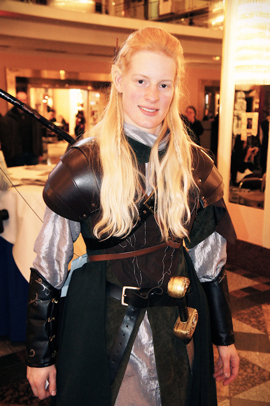 RingCon 2012 Fantasy Outfits: Female Legolas