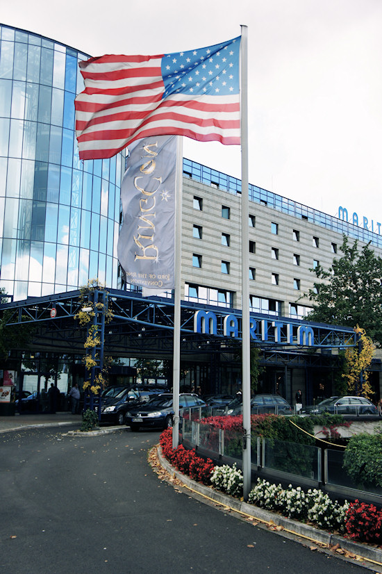 Maritim Hotel in Bonn, Germany @ RingCon 2012