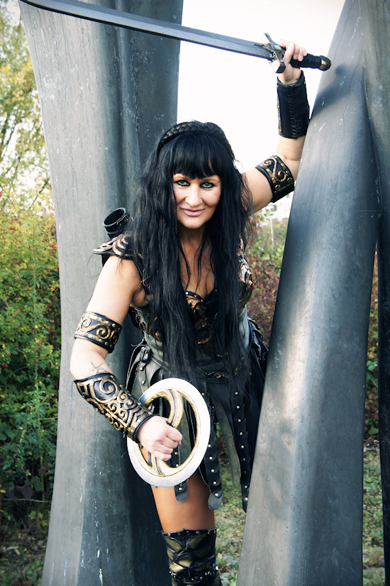 Xena Warrior @ RingCon 2012