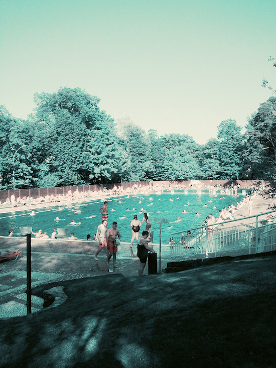 Schönbrunnerbad: Main Pool