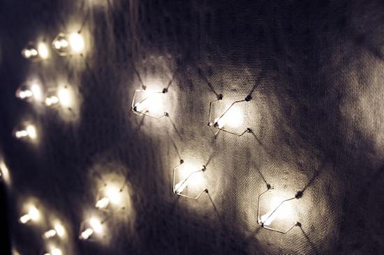 Shades Of Light LED @ TECHNOSENSUAL exhibition