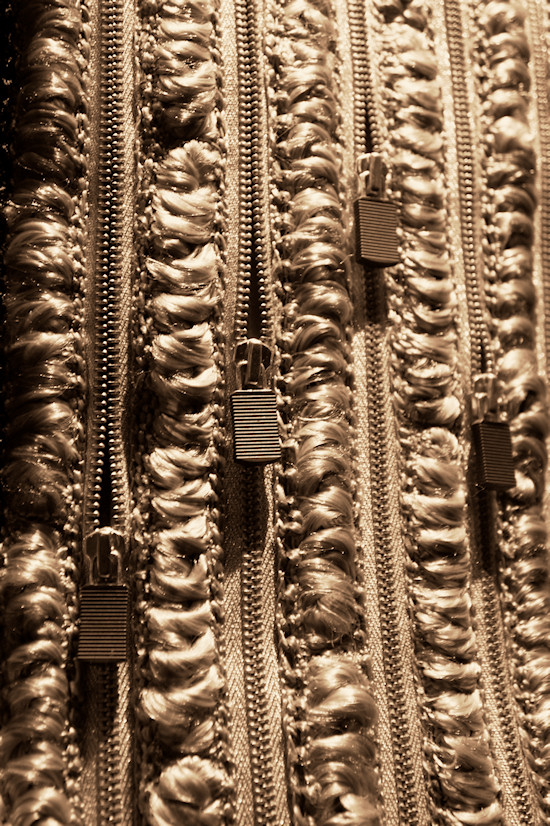 Smart Zippers @ TECHNOSENSUAL exhibition