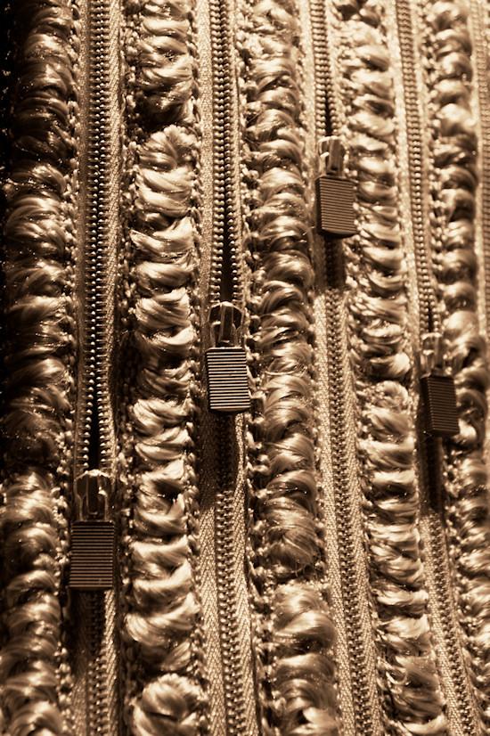 Smart Zippers @ TECHNOSENSUAL exhibition