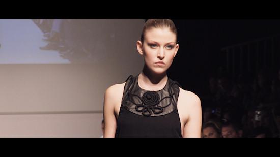 Tiberius Female Model Vienna Fashion Week 11