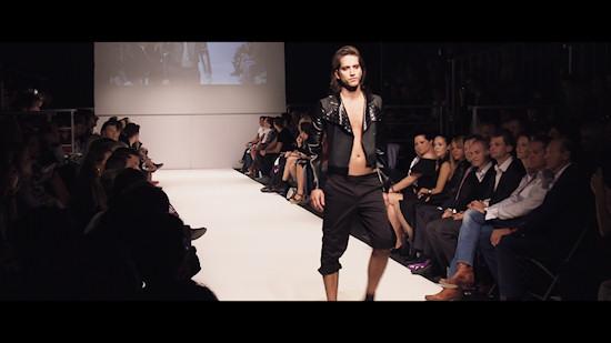 Tiberius Male Model Vienna Fashion Week 11