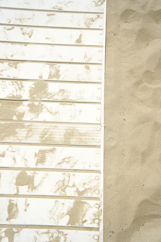 Viareggio Beach Sand