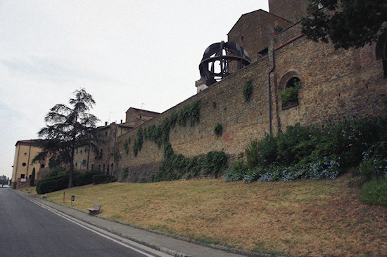 Vinci, Italy: Castle Of The Ship